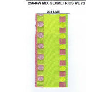 Mix Geometrics WE Ribbon