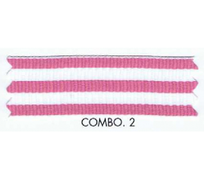 Candy Strip Ribbon