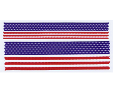 Patriotic Stripe Ribbon