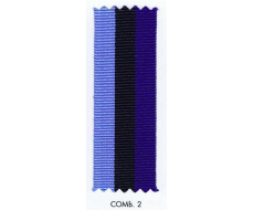 Tonal Stripe Ribbon
