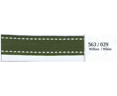 Saddle Stitch (A) Ribbon